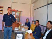 Sandık başına giden Bitlisliler kardeşlik temennisinde bulundular