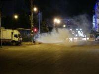 HDP'liler Van'da taşkınlık çıkardı