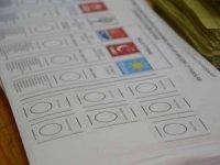 Kesin aday listeleri ilan edildi