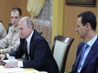 Putin'den Suriye'deki Rus güçlerine ilişkin açıklama