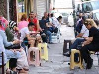 İstanbul'da öğrenci ve velilerin YKS ikinci oturumu heyecanı