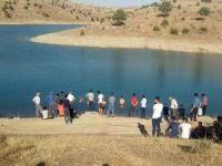 Suriyeli genç girdiği baraj suyunda kayboldu