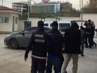 Gaziantep'te bir şüpheli uyuşturucudan tutuklandı