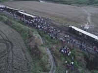 Tren faciasında ölenlerin sayısı 24'e yükseldi