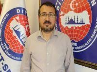 """Diyanet-Sen Gaziantep Şube Başkanı: """"Cinsi sapıklığı topluma dayatmaya çalışıyorlar"""""""
