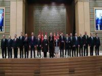 Yeni Hükümetin Bakanlar listesi açıklandı