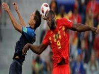 Dünya Kupası'nda ilk finalist Fransa