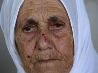 Yaşlı kadını darp ettiler oğlunu kaçırdılar