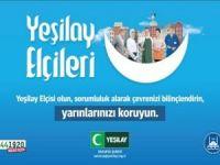 """Yeşilay'ın """"Sağlık Elçileri"""" 26 ilde sahaya iniyor"""