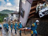 Japonya'da sel felaketinde ölenlerin sayısı 200'e yaklaştı
