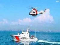 Arızalanan teknedeki 3 kişi kayıp