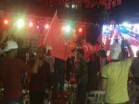 Cezaevi firarisi 15 Temmuz etkinliğinde yakalandı