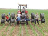 Mardinli çiftçiler 'Damlama Sulama Sistemi'ne geçiyor