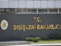 Türkiye'den Kabil'deki saldırıya kınama