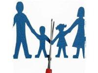 Son bir yıl içindeki boşanma olaylarından 124 bin çocuk etkilendi