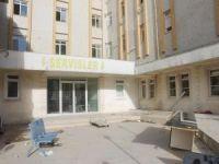 Mardin eski devlet hastanesi yıkılıp ek bina yapılacak