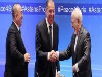 Astana öncesi üç ülkeden Suriye için teknik görüşme
