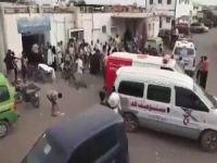 Suudi koalisyonu Yemen'de hastaneyi vurdu: 52 kişi hayatını kaybetti