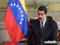 Maduro AP heyetini geri gönderdi