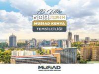 MÜSİAD'dan Kenya Hamlesi