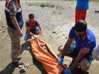 Siirt'te bulunan cesedin kimliği belirlendi