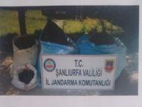 Şanlıurfa'da uyuşturucu madde geçirildi