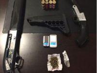 Uyuşturucu operasyonu: 5 tutuklama