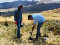 """Demir: """"Türkiye'nin erozyonda en riskli bölgesinden biri Bingöl'dür"""""""