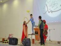 Kur'an kursu öğrencilere yıl sonu etkinliği