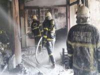 Fabrikada çıkan yangınında Suriyeli 2 öldü