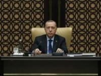 """Cumhurbaşkanı Erdoğan'dan """"Marmara Depremi"""" mesajı"""