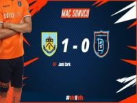 Başakşehir UEFA'da elendi: 1-0