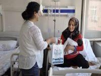 Belediyeden hastalara 'Hasta Bakım Seti'