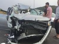 Ankara'da kaza: Bir ölü 3 yaralı