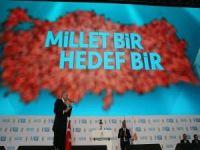 """Erdoğan: """"Biz zalimlerin karşısına işte bu inançla dikiliyoruz"""""""