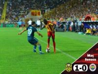 F.Bahçe Malatya'da kayıp: 1-0