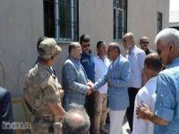 Elazığ'daki kazada hayatını kaybedenler için taziye kuruldu