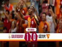 Cim bom Göztepe'yi tek golle geçti:1-0