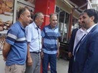 HÜDA PAR heyeti Eskişehir esnafını ziyaret etti