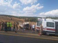 Kaza değil katliam! 8 ölü 7 yaralı