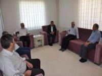 HÜDA PAR'dan şehit ve tutukluların ailelerine ziyaret