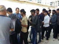 Afgan mültecilerle bayramlaşma programı düzenlendi