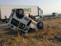 Gaziantep'te üç ayrı kazada 25 kişi yaralandı