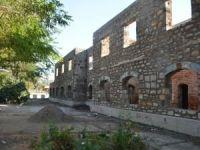 Tarihi otel restore ediliyor