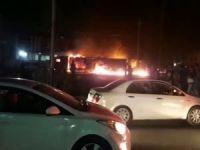 Basra'da sokağa çıkma yasağı