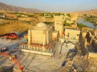Hasankeyf'teki tarihi eserlerden biri daha taşınıyor