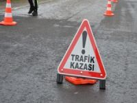 Elazığ'da feci kaza: 17 yaralı