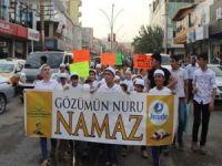 Şırnak'ta çocuklar namaz etkinliğinde buluştu