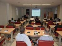 DİKA'dan proje uygulama eğitimi