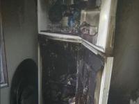 Yangının erken fark edilmesi faciayı önledi